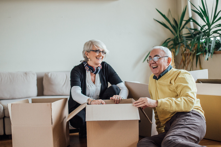 Challenges Faced When Downsizing Your Home