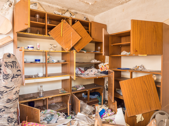 Can You Sell a Damaged Rental to a Cash Buyer?